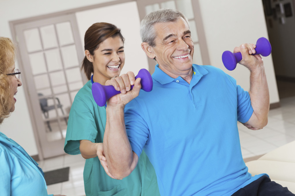 Rehabilitation & Therapy at Willowbrook Nursing Center - Nacogdoches, TX.